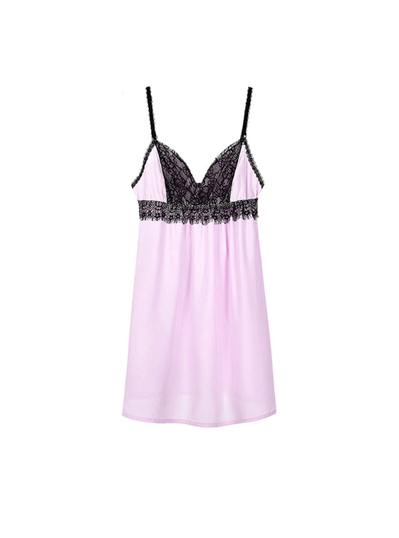 Lace Inner Camisole in L/Purple_VW8SX0930