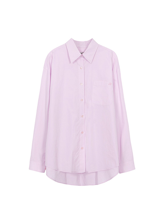 Light Oversized Shirt in L/Pink_VW0AB1770